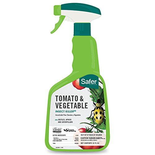 Safer Tomato Vegetable Insect 5085 product image