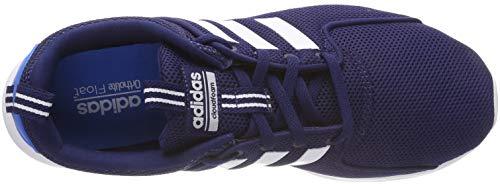 Azul Dark Gimnasia de CF 0 Adidas Bright Zapatillas White Footwear Hombre Lite Racer para Blue Blue U8wqpg