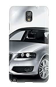 Durable Case For The Galaxy Note 3- Eco-friendly Retail Packaging(audi A3 4)