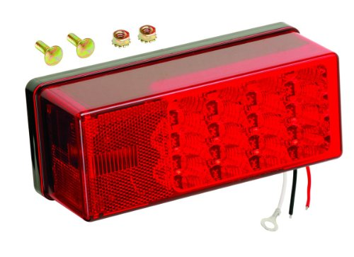 trailer light led low profile - 6