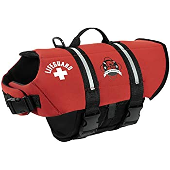Paws Aboard Fido Pet Products Doggy Life Jacket