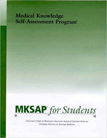 Pdf students 5 mksap for