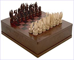 Written by Wizards Team: Dungeons & Dragons Limted-Edition Chess ...