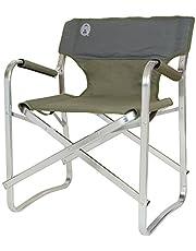 كرسي على شكل طاولة من كولمان - اخضر