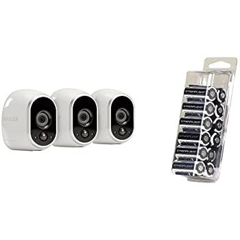 arlo smart home security camera system 3 hd. Black Bedroom Furniture Sets. Home Design Ideas
