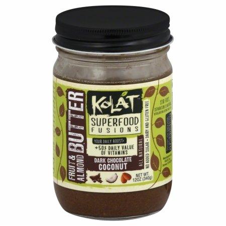 Fruit & Almond Bttr Dark Ch (Pack Of 6) by Kolat (Image #1)