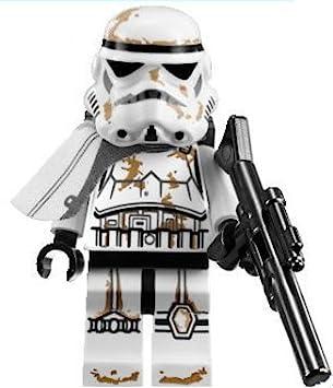 LEGO STAR WARS Imperial Sandtroopers Swoop Bike