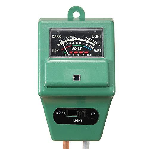 PH Tester Soil Water Moisture Test Meter Sensor PH Meter for Garden Plant Flower - Lab & Scientific Supplies Glassware & Labware - 1 Photos Pictures Blank Key Ring (Blank One Key)