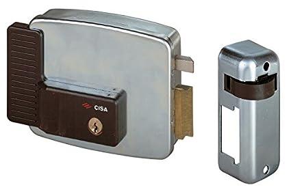 Cisa Art. 11921 Cerraduras eléctricas11921 Empujar SX 70