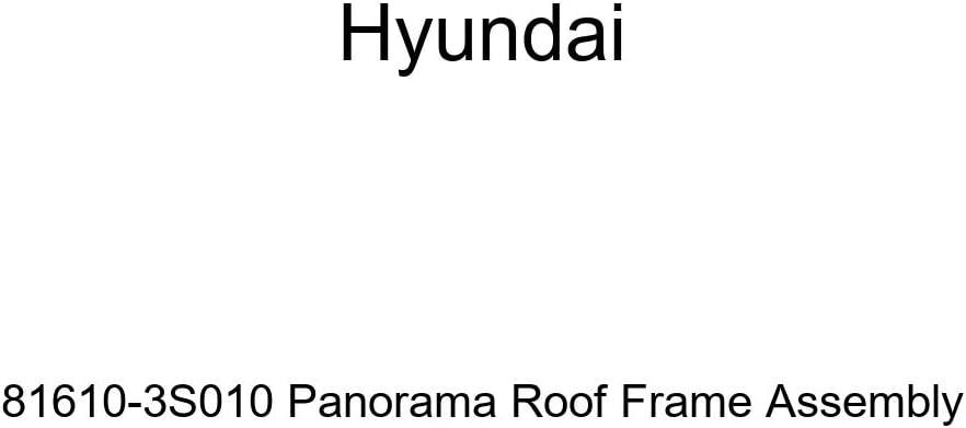Genuine Hyundai 81610-3S010 Panorama Roof Frame Assembly