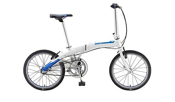 Dahon Curve D3 Bicicleta Plegable, Curve D3, Blanco: Amazon.es: Deportes y aire libre