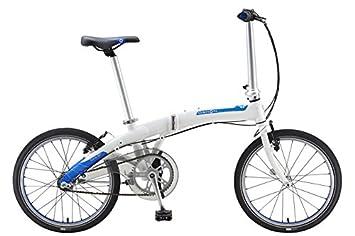 Dahon Curve D3 Bicicleta Plegable, Curve D3, Blanco