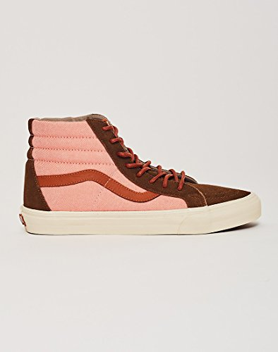 Vans Sk8-Hi Reissue DX (brushed) teak/ Fall Winter 2016 - 10