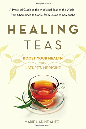 Healing Teas: A Practical Guide to the Medicinal Teas of the World -- from Chamomile to Garlic, from Essiac to Kombucha 1 A complete guide to medicinal teas from around the world and their amazing healing powers For thousands of years, cultures throughout the world have known the healing power of teas.  Tea has been used as a holistic treatment for a host of illnesses, from arthritis to migraines, and is a time-tested all natural path to overall health and wellness. Healing Teas is a complete, easy-to-follow and informative guide, blending together proper methods of preparing teas with the latest scientific research into their homeopathic qualities. Healing Teas also provides a unique A-Z guide to herbs, individual brews, and home remedies. From essiac to kombucha, chamomile to garlic, learn to prepare teas from around the world—and maximize your health.