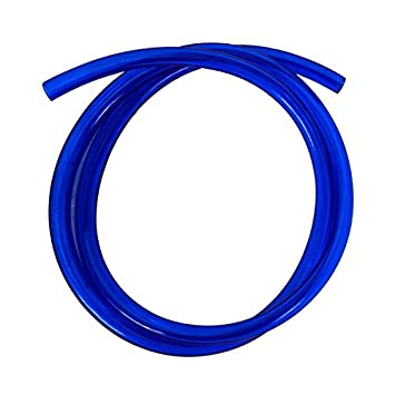 Outlaw Racing OR2095Y Motorcycle ATV Snowmobile PWC Jet Ski Polyurethane Fuel Gas Line Hose Tube 3 Foot Long 1//4 Inch Inner Diameter Yellow Outlaw Racing Products