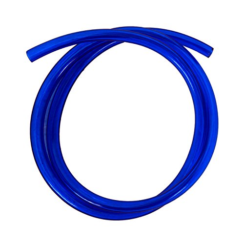 Outlaw Racing OR2095BU Motorcycle ATV Snowmobile PWC Jet Ski Polyurethane Fuel Gas Line Hose Tube 3 Foot Long 1/4 Inch Inner Diameter Blue from Outlaw Racing Products