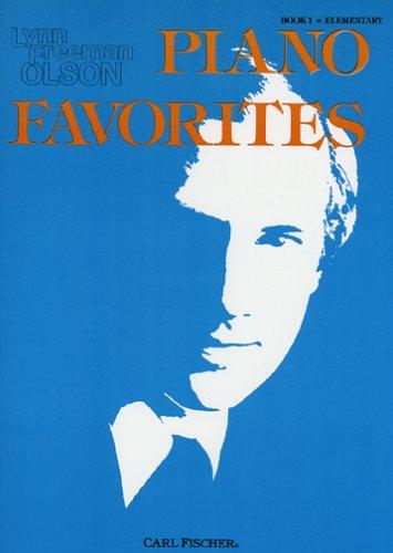 Lynn Freeman Olson - Piano Favorites - Book 1 - Elementary