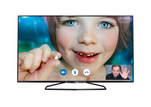 Philips 40PFK6409/12 102 cm (40 Zoll) Fernseher (Full HD, Triple Tuner, 3D, Smart TV)