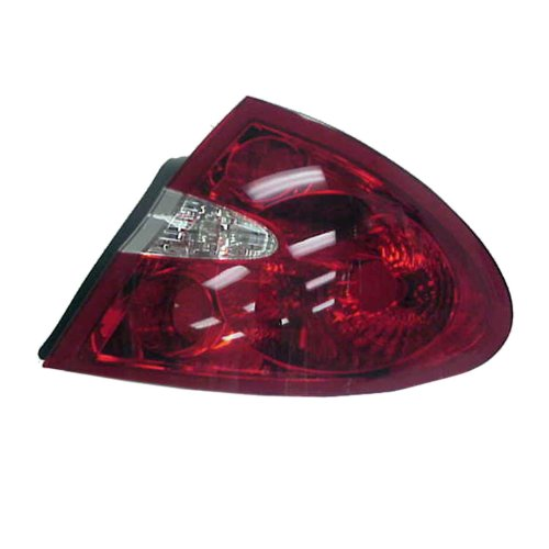 - TYC 11-6135-00 Buick Lacrosse Passenger Side Replacement Tail Light Assembly