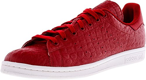 46 Red Stan EU adidas Red Smith White M Homme OriginalsSTAN Smith Rouge 6wHB1