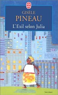 L'exil selon Julia par Gisèle Pineau