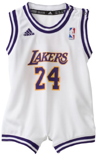 lakers infant onesie jersey on sale