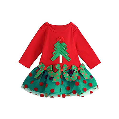 Littl (Toddler Christmas Tree Costumes)