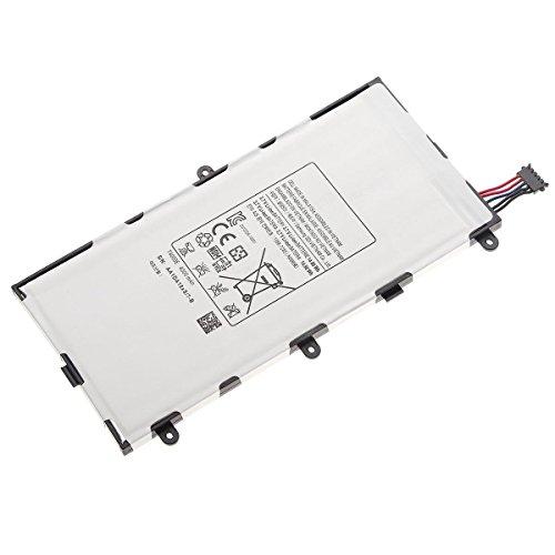 BatteryMon New T4000E Battery for Samsung Galaxy Tab 3 7.0 SM-T210R T210 T211 T217 T2105 P3200 【 4000mAh 3.7V 】