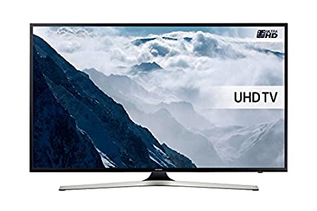 Samsung 55 Inch Led Smart Tv Black Amazon Co Uk Tv