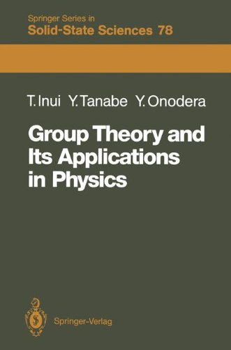 Group Theory and Its Applications in Physics (Springer Series in Solid-State Sciences)