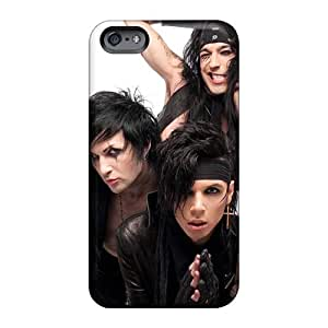 TimeaJoyce Iphone 6plus Excellent Hard Phone Covers Support Personal Customs Beautiful Black Veil Brides Band BVB Skin [UaN19321nEUB]