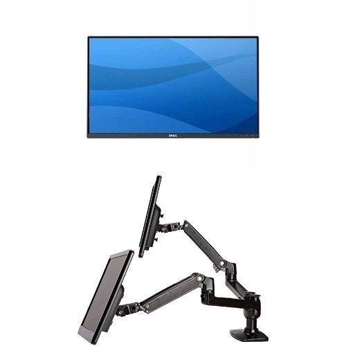 Dell UltraSharp Monitors AmazonBasics Mounting