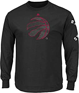NBA Men's Easy Choice Long Sleeve Basic Tee