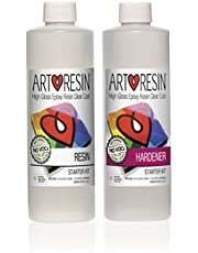 ArtResin - Epoxy Resin - Clear - Non-Toxic - 32 oz (946 ml)
