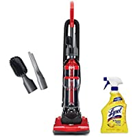 Dirt Devil Power Compact Bagless Upright Vacuum with Crevice tool & Cleaning Tools