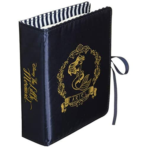 Disney The Little Mermaid COSMETIC POUCH BOOK 付録画像