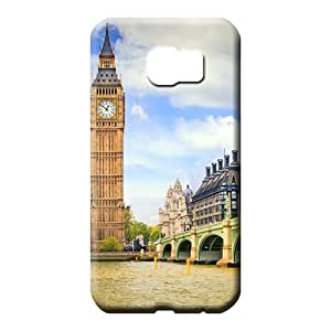 samsung galaxy s6 edge Proof Snap-on Hot Fashion Design Cases Covers cell phone case big ben palace of westminster in london
