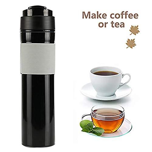 Umiwe Cafetera Viaje,French Press Travel Mug/Cup,Cafetera Original ...