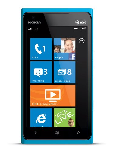 Nokia Lumia 900 Unlocked Smartphone product image