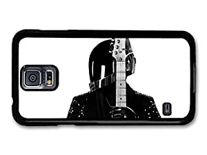 Wholesale diy case Accessories Daft Punk Black and White Guitar case for Samsung Galaxy S5