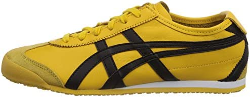 wholesale dealer 6bcdb 8d326 OnitsUKa Tiger Mexico 66,Adults' Low-Top Trainers, Yellow ...