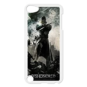 dishonored video game iPod Touch 5 Case White yyfD-097254