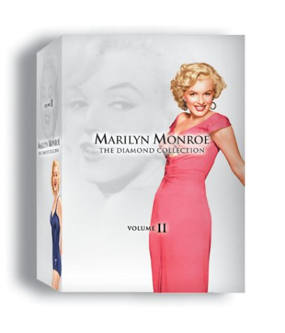 Marilyn Monroe Movie Star - Marilyn Monroe - The Diamond Collection II (Don't Bother to Knock / Let's Make Love / Monkey Business / Niagara / River of No Return)