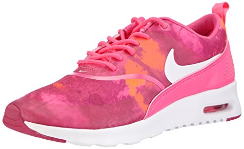 Nike Wmns Lucht Max Thea Print - 599408602 Wit-roze