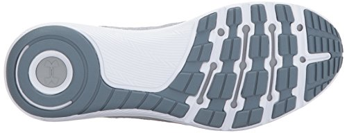 Overcast Running Scarpe UA Under Threadborne Armour Gray Fortis Uomo White wX0fZBq