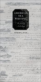 American Sea Writing: A Literary Anthology (Library of America) 1883011833 Book Cover