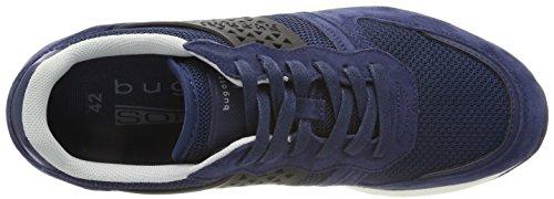 Bugatti Men's 322287027569 Trainers Blue (Dark Blue 4141) D06mnfI