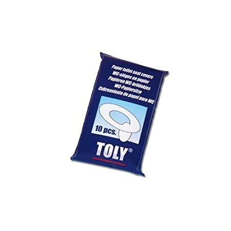 toilet seat covers uk. Toly Self Flushing Paper Toilet Seat Covers  3 Packs of 10