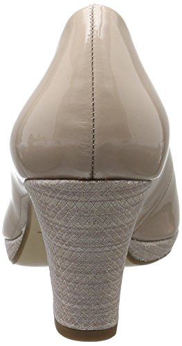 Gabor Shoes Comfort 62.19, Zapatos de Tacón para Mujer Beige (light rose 94)
