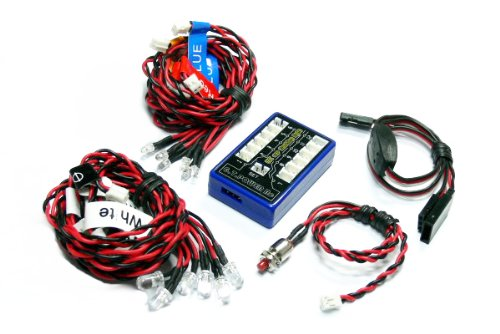 Gt Power Rc Led Light Kit - 2